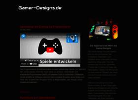 Gamer-designs.de thumbnail