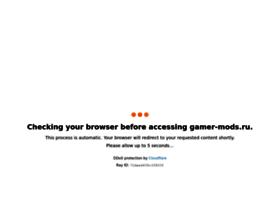 Gamer-mods.ru thumbnail