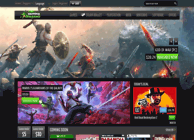 Gamers-shop.dk thumbnail