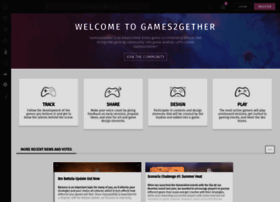 Games2gether.com thumbnail