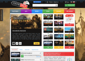 Gamesale.sk thumbnail