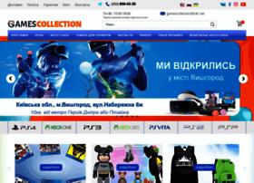 Gamescollection.com.ua thumbnail