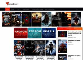 Gamescreed.net thumbnail