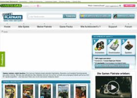 Gamesflatrate.de thumbnail