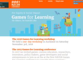 Gamesforlearning.nz thumbnail