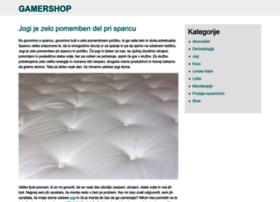 Gameshop.si thumbnail