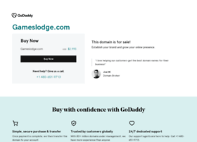 Gameslodge.com thumbnail
