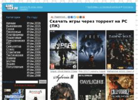 Gametorr.ru thumbnail
