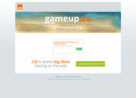 Gameup.co thumbnail