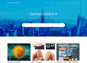 Gameupstore.it thumbnail