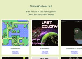 Gamewisdom.net thumbnail