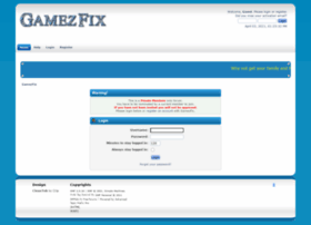 Gamezfix.net thumbnail