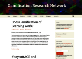 Gamification-research.org thumbnail