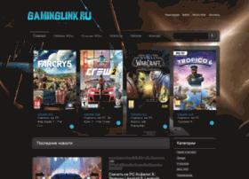 Gaminglink.ru thumbnail