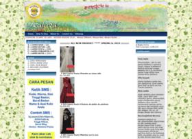 Visit www.gamismuslimah.com