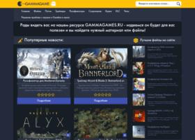 Gammagames.ru thumbnail
