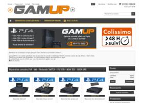 Gamup.fr thumbnail