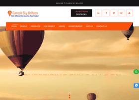 Ganeshskyballoon.co.in thumbnail