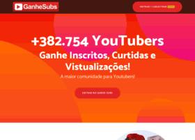 Ganhesubs.com.br thumbnail