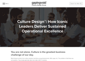 Gapingvoid.com thumbnail