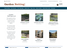 Garden-netting.co.uk thumbnail