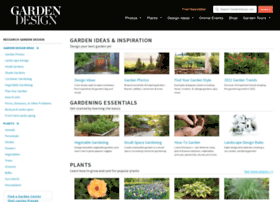 Gardendesignmag.com thumbnail
