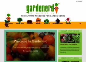 Gardenerd.com thumbnail