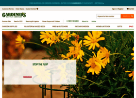 Gardeners.com thumbnail