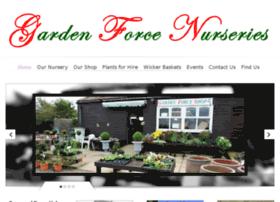 Gardenforcenurseries.com thumbnail