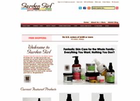 Gardengirlskincare.com thumbnail