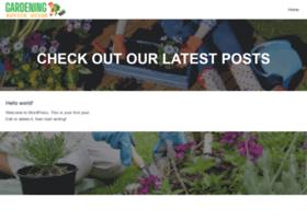 Gardeningadviceguide.com thumbnail