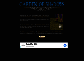 Gardenofshadows.org.uk thumbnail