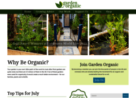 Gardenorganic.org.uk thumbnail