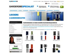 Garderobespecialist.be thumbnail