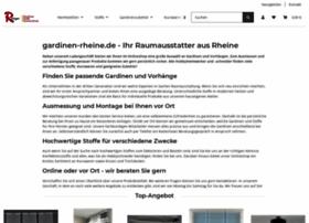 Gardinen-rheine.de thumbnail