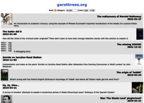 Garethrees.org thumbnail