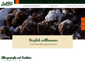 Garten-dittmann.de thumbnail