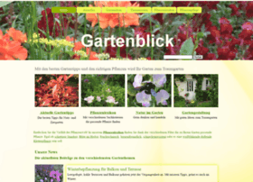 Gartenblick.de thumbnail