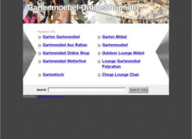 Gartenmoebel-onlineshop.info thumbnail