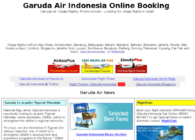 Garuda-air.net thumbnail