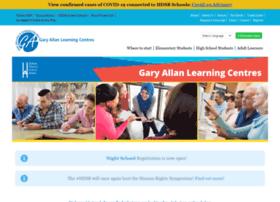 Garyallan.ca thumbnail