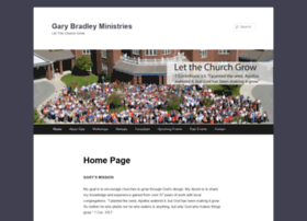 Garybradleyministries.org thumbnail