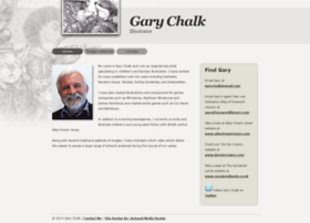 Garychalkillustration.com thumbnail