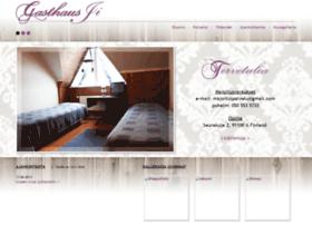 Gasthaus.fi thumbnail