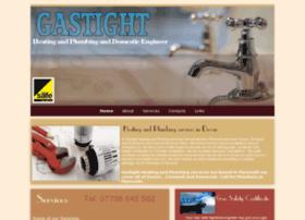 Gastight-heatingandplumbing.co.uk thumbnail