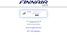 Gate.finnair.fi thumbnail