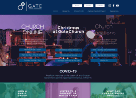Gatechurch.co.uk thumbnail