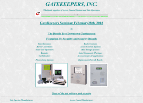 Gatekeepers.net thumbnail