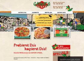 Gators-pizza.de thumbnail