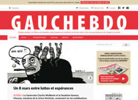 Gauchebdo.ch thumbnail